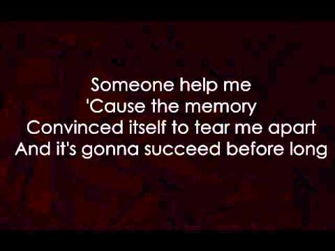 Mayday Parade- The Memory (Lyrics)