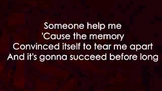 Mayday Parade- The Memory (Lyrics)