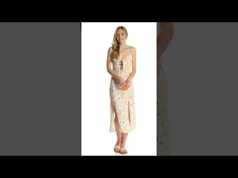 MINKPINK Palm Springs Midi Dress | SwimOutlet.com