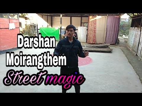 Birth of manipur street magic+teach a trick || feat Rainson & Darshan