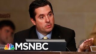 Calls Grow For Devin Nunes To Recuse Himself From Russia Probe | Morning Joe | MSNBC