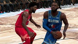 NBA All Star 2020 Full Game Highlights | Team LeBron vs Team Giannis February 16th 2020 | NBA 2K