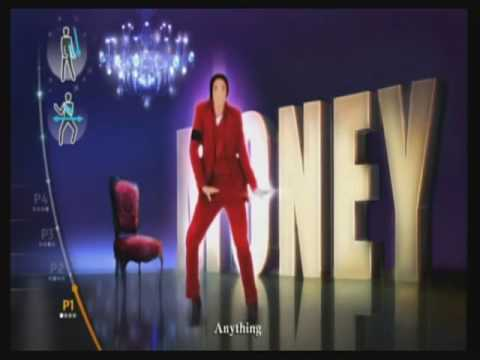 Michael Jackson: The Experience Money Song Muted