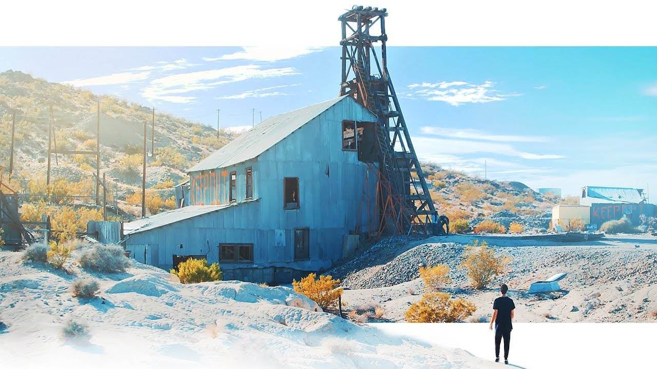 Location Scouting Abandoned Mines Youtube