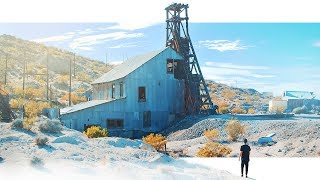Location Scouting Abandoned Mines!