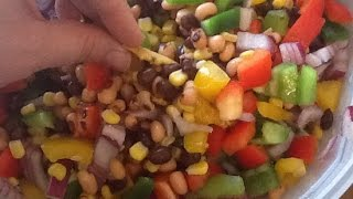 Prepare Tasty Texas Caviar - Diy Food & Drinks - Guidecentral