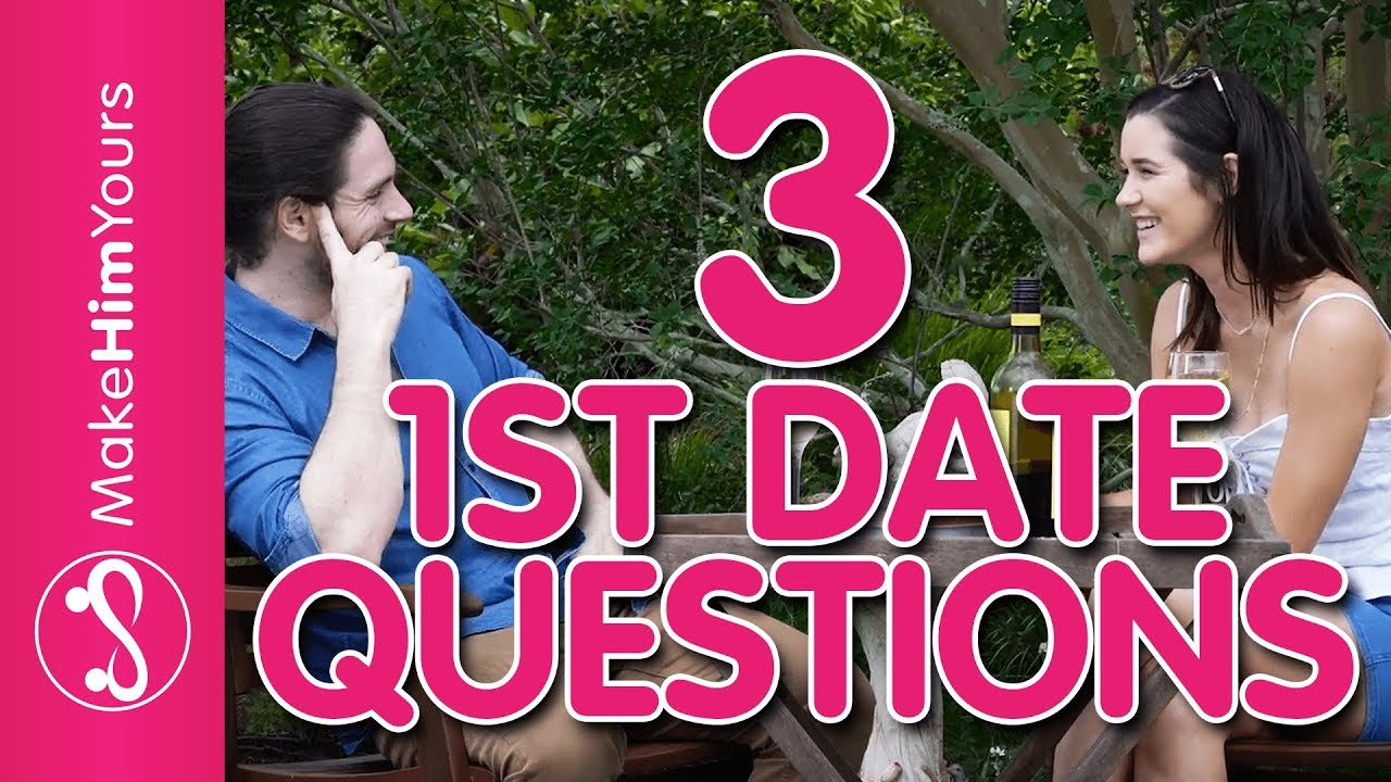 Top ten questions to ask on a first date