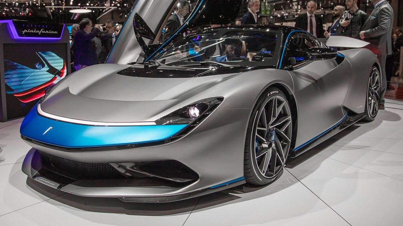 Pininfarina Battista: 1900hp Hyper-EV | Carfection ...