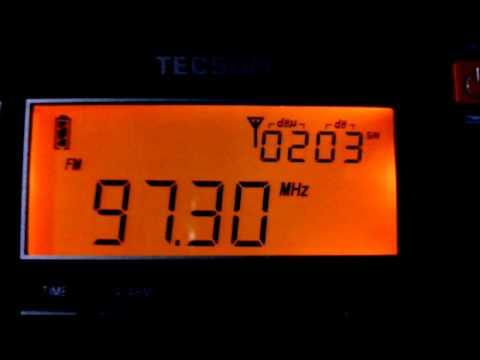 DX FM  - Jacuí FM 97.3 MHz - Sobradinho/RS