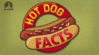 Interesting Facts About Hot Dogs | Amazing Food Facts
