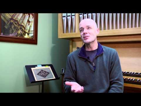 The University of Tampa - Music - Organist Ryan Hebert