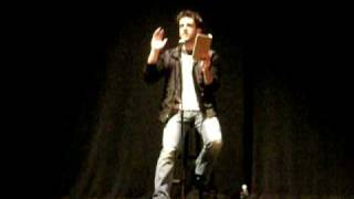 BJ Novak Stand Up (Wikipedia Brown) - Butler University 11/6