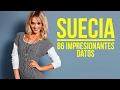 86 IMPRESIONANTES datos de Suecia