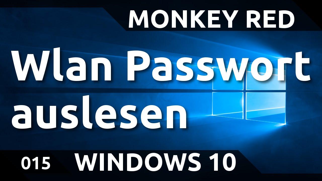 Passwort Auslesen
