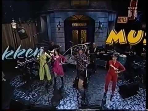 Night Fever live i tv  disco på tegnsprog