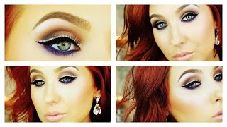 New Years Eve Makeup Tutorial Thumbnail