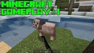 Minecraft Gameplay Parte 1