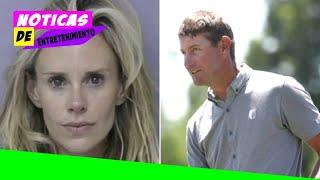 Arrestaron a la esposa de un golfista que agredió a su marido por sus malos resultados