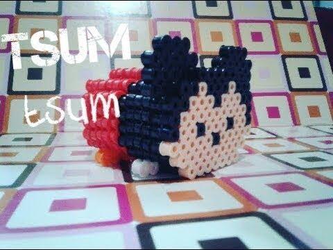 Diy Mickey Hama Beads