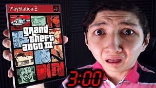 NOOB JUEGA GTA III A LAS 3:00 AM... GRAND THEFT AUTO 3