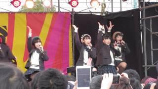 AKB48 Team8 チーム8 2015,2,21 2部 トヨタ ドライビング キッズ フェス...