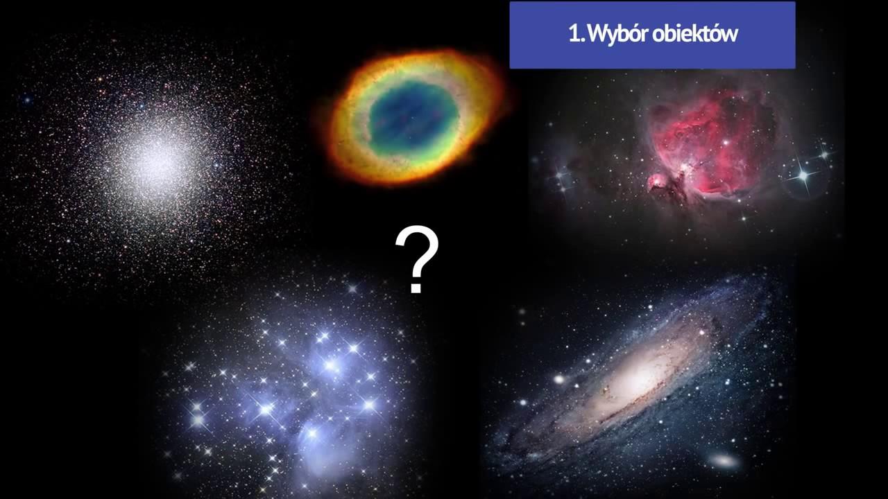 Jak obserwować przez teleskop youtube