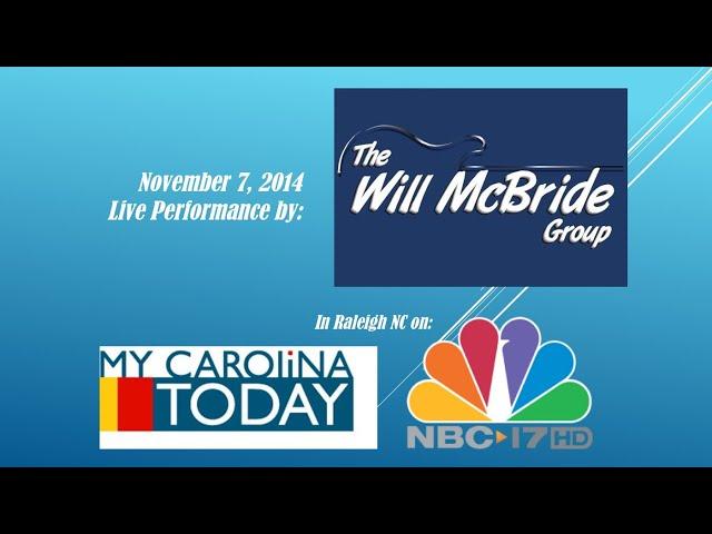 Will McBride Group - Funkside 110714