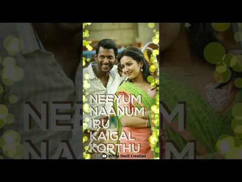 azhage-azhage-song-||-kathakali-movie-||-whatsapp-status-(download-link-in-description)