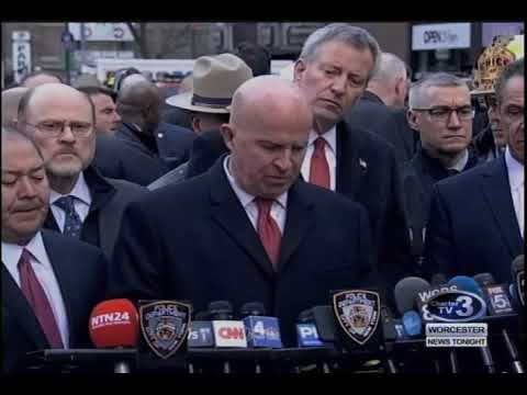WNT Local Reaction to NYC Subway Explosion -  December 11th, 2017