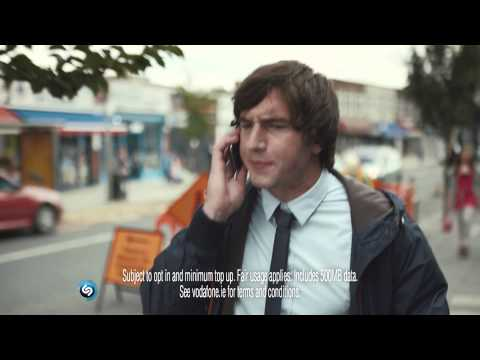 Vodafone Pay as you go TV Ad 2013   Free international minutes   Song by The Strypes