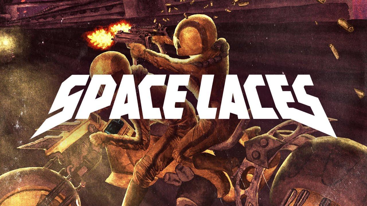 Space Laces & Getter - Choppaz