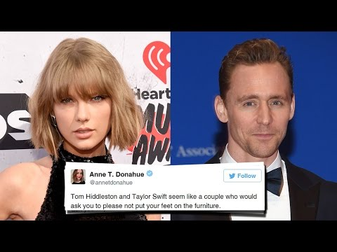 BEST Twitter Responses To Taylor Swift & Tom Hiddleston Dating