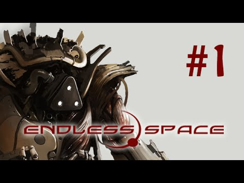 Let's play Endless Space - Craving for power #1