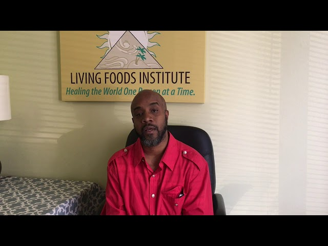 Diabetes Victor Living Foods Institute Brenda Cobb