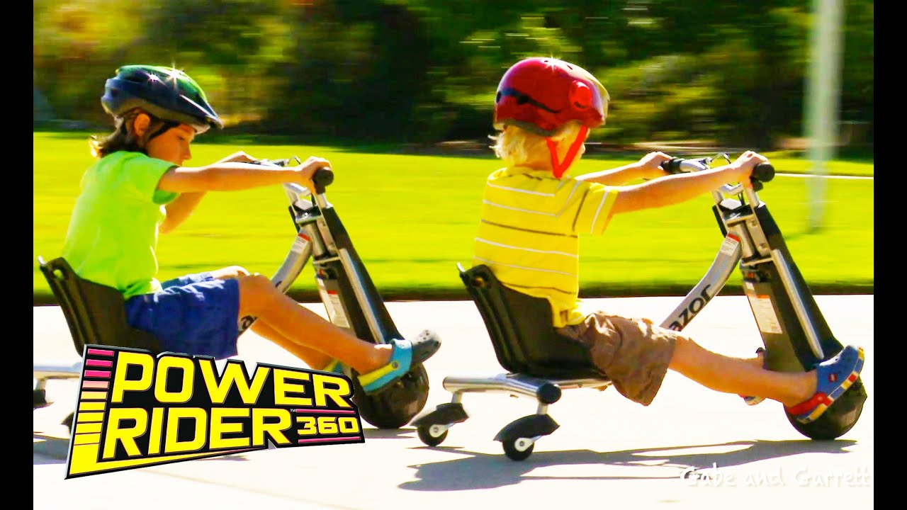 Shop a wide selection of razor powerrider 360 electric tricycle at dicks sporting goods and order online for the finest quality products from the top brands you trust. *buy online, pick up in store orders are typically ready for pick up within two hours of submitting an order. Orders placed after store hours will be ready for.