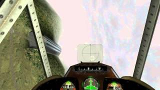 crimson skies (2000 PC) gameplay - Peril for Blake