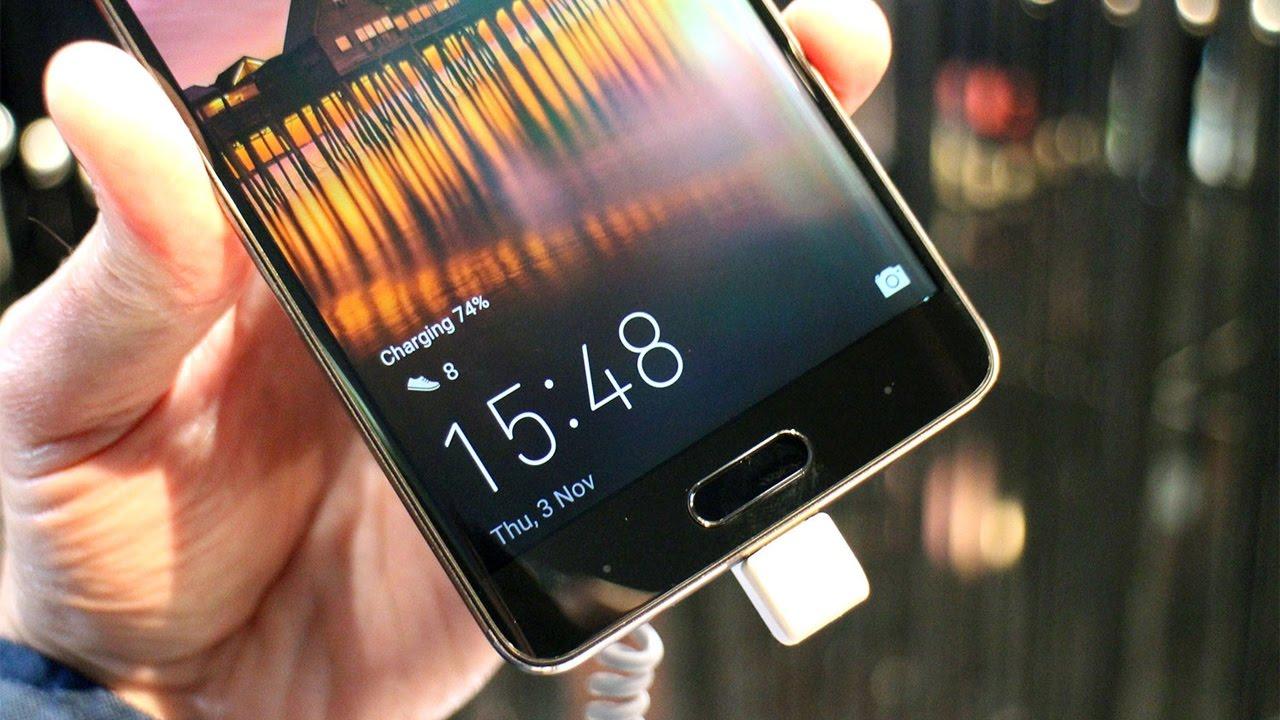 Смартфон Huawei|Обзор смартфонов Huawei Mate 9 Pro и Porsche Design