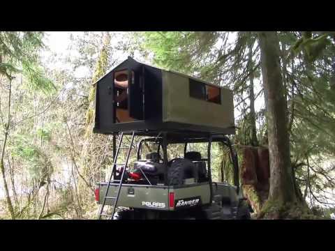 Tentcommander Versatile Universal Atv Tent Solution