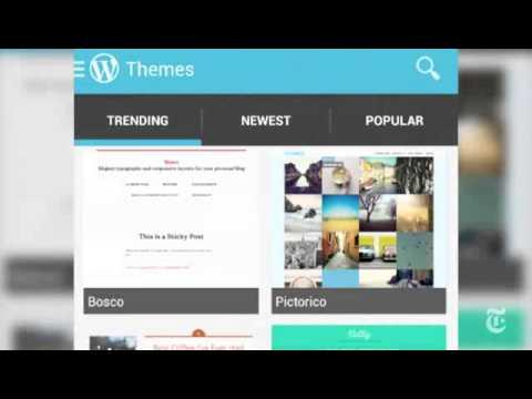App Smart - Mobile Blogging