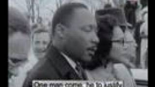 Pride - U2 - Martin Luther King