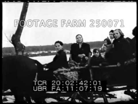 1956 - Hungary: News In Brief  25007- 03 | Footage Farm