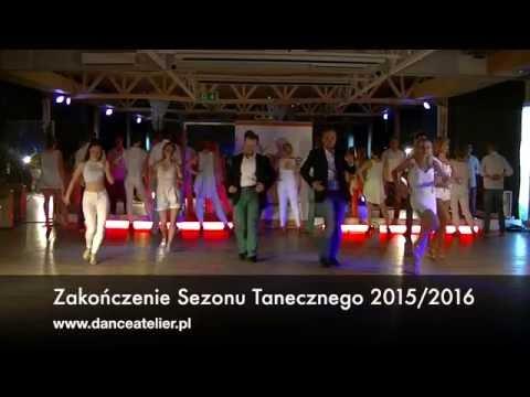 Footwork i Salsa Pary - Zakończenie Sezonu Tanecznego 2015/2016 Dance Atelier Barbara Materka