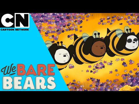 We Bare Bears | Foodie Compilation | Cartoon Network