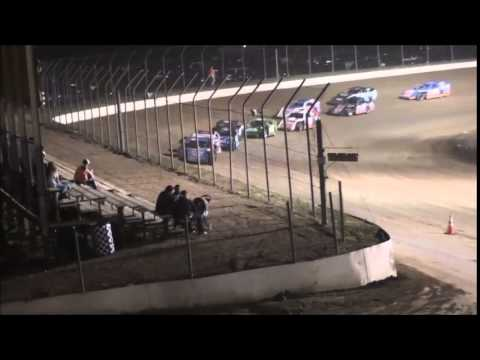 UMP Modified Feature from Portsmouth Raceway Park 5/24/15.
