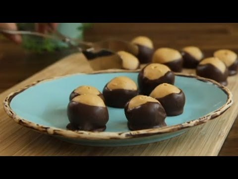 How to Make Buckeye Cookies | Cookie Recipe | Allrecipes.com