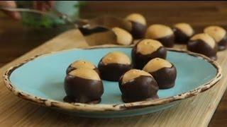 Cookie Recipe - How To Make Buckeye Cookies