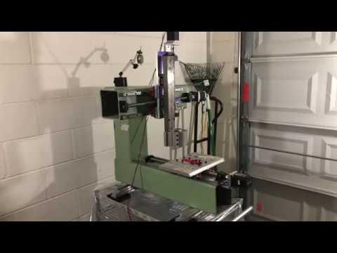 My DIY CNC Milling Machine 0001