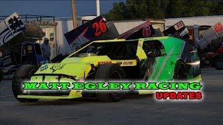 Matt Egley Racing - Updates