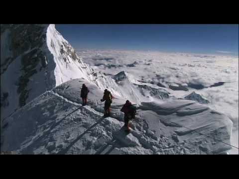 Reaching The South Summit Of Everest 1st Blind Ascent