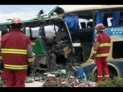 World News  In the accident, 48 people died  Peru